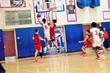 Torrin Andrews Photo courtesy of HoopVision